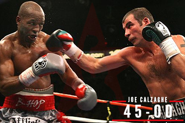 09 Calzaghe v Hopkins